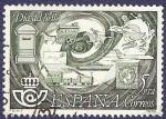 Stamps Spain -  Edifil 2480 Día del sello 1978 5