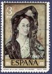 Sellos de Europa - España -  Edifil 2481 Retrato de la señora Canals 3