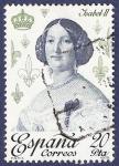 Sellos de Europa - España -  Edifil 2502 Isabel II 20