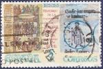 Sellos de Europa - España -  Edifil 2506 Monasterio de Sta. María de Ripoll 5