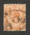 Stamps Malaysia -  malacca - george V