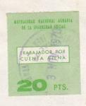 Sellos de Europa - Espa�a -  Mutualidad Nacional Agraria de la Seguridad Social