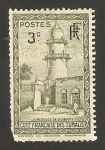 Stamps : Africa : Djibouti :  costa de somalis - mezquita de djibouti