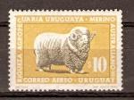 Stamps Uruguay -  CARNERO