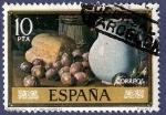 Sellos de Europa - España -  Edifil 2366 Bodegón de Eugenio Menéndez 10
