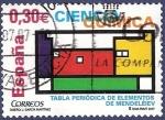 Sellos de Europa - España -  Edifil 4310 Tabla periódica de los elementos 0,30