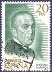 Stamps Spain -  Edifil 2515 Gregorio Marañón 20