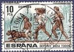 Sellos de Europa - España -  Edifil 2518 Deportes para todos 10