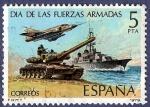 Stamps Spain -  Edifil 2525 Día de las fuerzas armadas 5