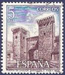 Sellos de Europa - España -  Edifil 2527 Puerta de Daroca 5
