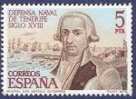 Sellos de Europa - España -  Edifil 2536 Defensa naval de Tenerife 5