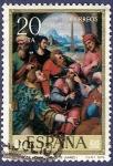 Stamps Spain -  Edifil 2540 San Esteban en la sinagoga 20