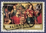 Stamps Spain -  Edifil 2542 Desposorios místicos 50