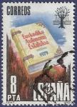 Sellos de Europa - España -  Edifil 2547 Estatuto de autonomía del País Vasco 8