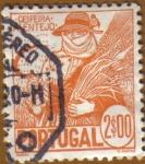 Sellos de Europa - Portugal -  CEIFEIRA - ALENTEJO