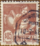 Stamps Portugal -  TRICANA - COIMBRA