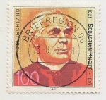 Stamps : Europe : Germany :  Sebastian Kneipp