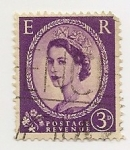 Sellos de Europa - Reino Unido -  Queen Elisabeth II