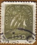 Stamps Portugal -  CARAVELA