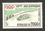 Stamps Africa - Togo -  olimpiadas de USA 1960