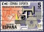 Sellos de Europa - España -  Edifil 2563 España exporta productos siderúrgicos 5