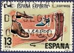 Sellos de Europa - España -  Edifil 2565 España exporta calzado 13