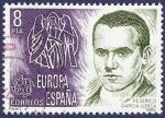 Sellos de Europa - España -  Edifil 2568 Federico García Lorca 8