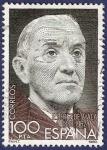 Sellos de Europa - España -  Edifil 2578 Ramón Pérez de Ayala 100