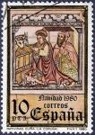 Sellos de Europa - España -  Edifil 2593 Navidad 1980 10