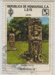 Sellos de America - Honduras -  Estela Maya C