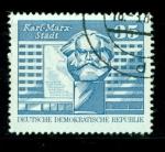 Sellos de Europa - Alemania -  Marx