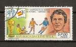 Stamps Africa - Guinea Bissau -  Mundial España 82