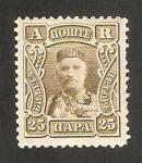 Stamps Montenegro -  príncipe nicolas