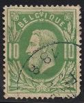 Sellos de Europa - Bélgica -  Rey Leopoldo II de Belgica.