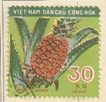 Stamps Asia - Vietnam -  Piña