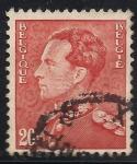 Sellos de Europa - Bélgica -  Rey Leopoldo III de Belgica.