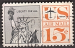 Stamps United States -  Liberty For  All