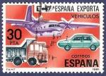 Sellos de Europa - España -  Edifil 2628 España exporta vehículos 30