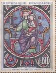 Stamps America - Netherlands Antilles -  VIIIe CENTENAIRE NOTRE-DAME DE PARIS