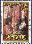 Stamps Spain -  Edifil 2633 Navidad 1981 12