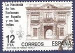 Stamps Spain -  Edifil 2642 La Hacienda de los Borbones 12