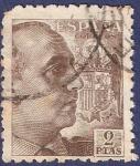 Sellos de Europa - España -  Edifil  932 General Franco 1940-45 2