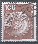 Stamps Germany -  Retropalas, para industria del carbón.