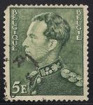 Stamps Europe - Belgium -  Rey Leopoldo III de Belgica.