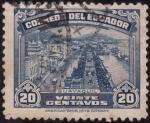 Stamps America - Ecuador -  Malecon de Guayaquil
