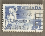Sellos del Mundo : America : Canadá : Provincia de Alberta