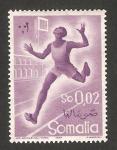 Sellos del Mundo : Africa : Somalia : somalia italiana - deportes, carrera a pie