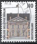 Sellos de Europa - Alemania -  Schloss Bellevue , Berlín