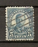 Stamps America - United States -  Roosevelt
