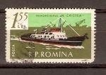 Stamps Romania -  REMOLCADOR   N.   CRISTEA